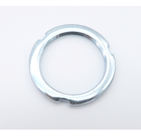 Drive cog lock ring